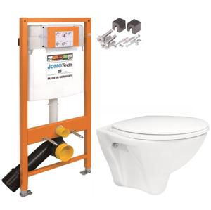 AKCE/SET/JOMO JOMO Duofix modul pro závěsné WC + montážní sada + sedátko + WC CERSANIT ARES 174-91100700-00 AR1