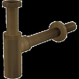 Alcaplast Sifon umyvadlový DN32 DESIGN, bronz-antic A400ANTIC