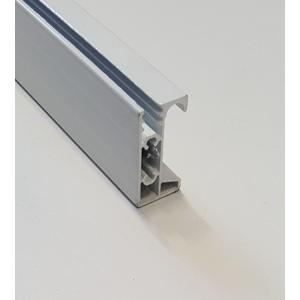 AQUALINE E80 hliníkový profil pro pojezdy E80 NDE80-02
