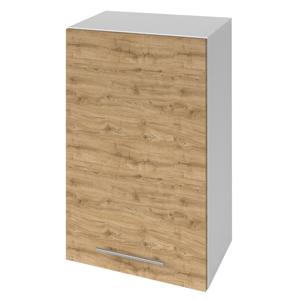 AQUALINE TERNO skříňka horní s dvířky, 40x72x30 cm, dub emporio AKD43