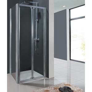 Aquatek DYNAMIC F6 70 Pevná boční stěna ke sprchovým dveřím série DYNAMIC, výplň sklo grape Dynamic F670-19