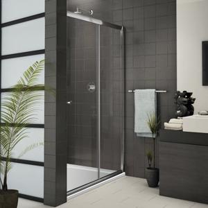 Aquatek FAMILY B2 120, Sprchové dveře zasouvací 118-121cm , výplň sklo čiré FAMILYB2120-06