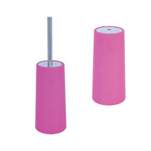 ARTTEC WC štětka plast + nerez pink MSV00755