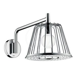 AXOR LampShower Horní sprcha 1jet se sprchovým ramenem a designem Nendo, chrom 26031000