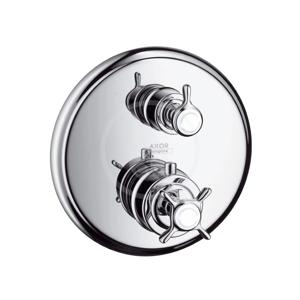 AXOR Montreux Termostatická baterie pod omítku s uzavíracím ventilem, chrom 16800000