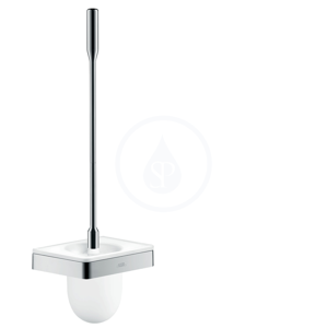 AXOR Universal WC štětka nástěnná s držákem, chrom 42835000