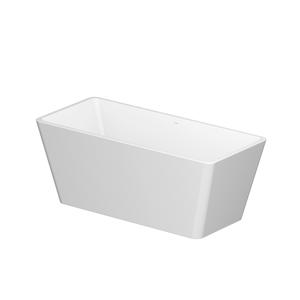CERSANIT Volně stojící akrylátová vana CREA 162X72 S301-299