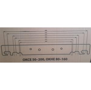 DRAŽICE Bojlerová konzole pro OKHE ONE/ Universal 102000703 102000703