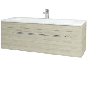 Dřevojas Koupelnová skříň ASTON SZZ 120 D05 Oregon / Úchytka T02 / D05 Oregon 131487B