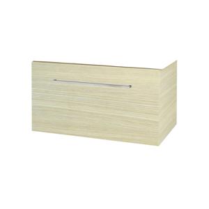 Dřevojas Koupelnová skříň BIG INN SZZ 80 D04 Dub / Úchytka T04 / D04 Dub 132651E