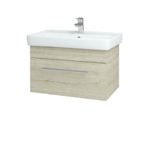 Dřevojas Koupelnová skříň Q UNO SZZ 70 D05 Oregon / Úchytka T02 / D05 Oregon 28421B
