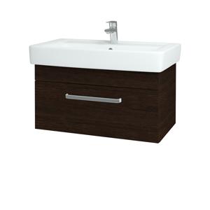 Dřevojas Koupelnová skříň Q UNO SZZ 80 D08 Wenge / Úchytka T01 / D08 Wenge 28513A