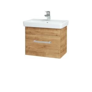 Dřevojas Koupelnová skříň SOLO SZZ 55 D09 Arlington / Úchytka T03 / D09 Arlington 150181C