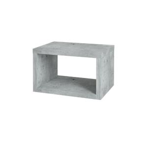 Dřevojas Koupelnová skříň STORM SYO 60 D01 Beton 65488