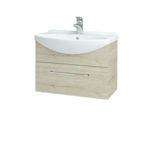 Dřevojas Koupelnová skříň TAKE IT SZZ 65 D05 Oregon / Úchytka T04 / D05 Oregon 133726E