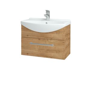 Dřevojas Koupelnová skříň TAKE IT SZZ 65 D09 Arlington / Úchytka T03 / D09 Arlington 151232C