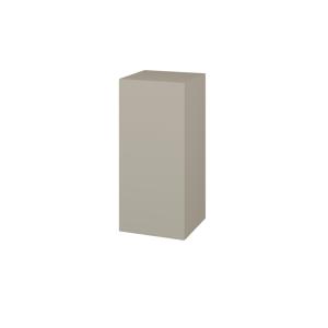 Dřevojas Skříň horní DOS SYD 35 L04 Béžová vysoký lesk / Bez úchytky T31 / L04 Béžová vysoký lesk / Pravé 156701DP