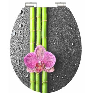 Eisl Wc sedátko Asia MDF HG se zpomalovacím mechanismem SOFT-CLOSE 80521Asia