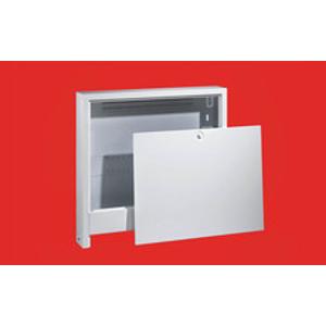 FV Plast FV THERM skříň rozdělovače 5-8 okr. na omítku 530 mm AA907000053