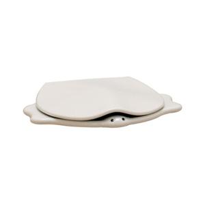 Geberit Bambini WC sedátko pro děti s funkcí podpory design želva automatické sklápění Bílá 573365000 573365000