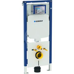 GEBERIT Duofix Montážní prvek Duofix pro závěsné WC s nádržkou do stěny Sigma 8 cm, stavební výška 114 cm (111.794.00.1)