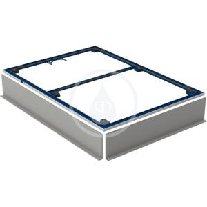 GEBERIT Setaplano Instalační rám pro sprchové vaničky, 1000x1400 mm, pro 6 nohou 154.484.00.1