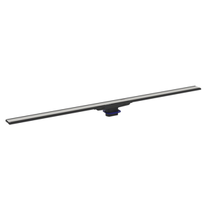 Geberit sprchový kanálek CleanLine60 L = 30-90cm nerezová ocel s povlakem / černá nerezová ocel kartáčovaná 154.456.00.1