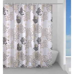 Gedy CAFFE sprchový závěs 180x200cm, polyester 1302