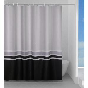 Gedy ELEGANCE sprchový závěs 180x200cm, polyester 1316