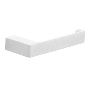 Gedy PIRENEI držák toaletního papíru bez krytu, bílá mat PI2402