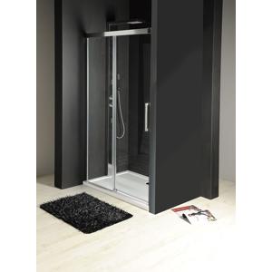 GELCO FONDURA posuvné dveře 1200mm, čiré sklo GF5012