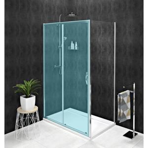 GELCO SIGMA SIMPLY boční stěna 900 mm, čiré sklo GS3190