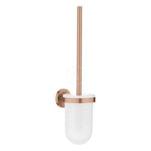 GROHE Essentials Souprava na čištění toalety, kartáčovaný Warm Sunset 40374DL1