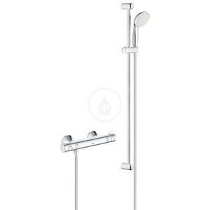 GROHE Grohtherm 800 Termostatická sprchová baterie se sprchovou soupravou 900 mm, chrom 34566001