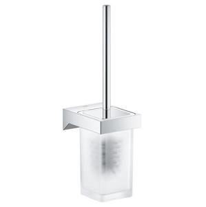 GROHE Selection Cube Souprava na čištění toalety, chrom 40857000