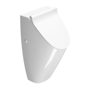 GSI SAND urinal s otvory pro víko, bílá ExtraGlaze 909811