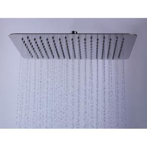 HOPA Hlavová sprcha ETNA PLUS Rozměr hlavové sprchy 400 x 400 mm BAPG8264