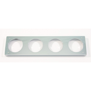 Ideal Standard ARCHIMODULE Distanční rámeček pro 4-otvorovou rozetu (83 x 332 mm) (10 mm), A963767AA