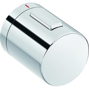 IDEAL STANDARD Archimodule Ovládání ventilu průtoku pro teplou vodu (kov), chrom A1555AA