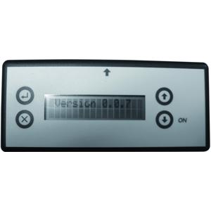 Ideal Standard CeraPlus Dálkové ovládání k programování baterie, neutrální, A961765NU