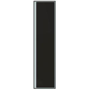 IDEAL STANDARD Connect Air Vysoká skříňka 400x300x1600 mm, hnědá mat/bílá mat E0832VY