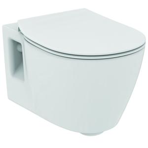 IDEAL STANDARD Connect Závěsný klozet 340 x 360 x 540 mm, (ploché splachování), bílá E801701