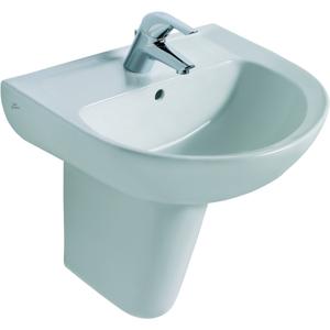 IDEAL STANDARD Eurovit Umyvadlo 550x445x215 mm, bílá V154201