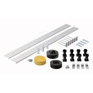 IDEAL STANDARD Simplicity Stone Podpora a čelní panel ke čtvrtkruhové vaničce, univerzální, bílá L631001