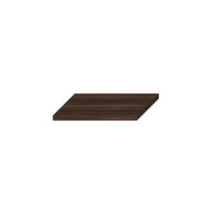 JIKA Cubito-N umyvadlová deska tmBOROVICE 1280x470x36 bez otvoru, řezatelná 650-1280 4.6J42.0.010.461.1 H46J4200104611 H46J4200104611