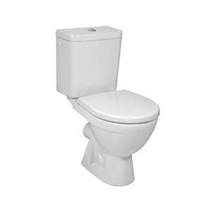 JIKA Lyra plus WC kombi, zadní odpad, boční napouštění, bílá H8263860002413
