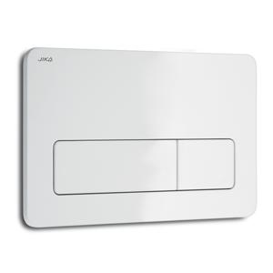 JIKA Modul Ovládací tlačítko PL3, Dual Flush, bílá H8936620000001
