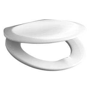 JIKA WC sedátko DINO bílé, plastové úchyty, duroplast antibakteriální (VEGA) 8.9337.0.300.000.1 H8933703000001