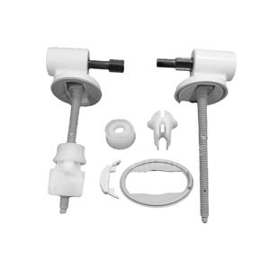 JIKA WC úchyty plast SlowClose k sedátku Lyra Plus 933813,933853, Zeta 932760 H8943710000001 H8943710000001