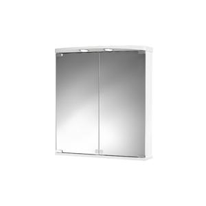 JOKEY Ampado 60 LED bílá zrcadlová skříňka MDF 111912420-0110 111912420-0110